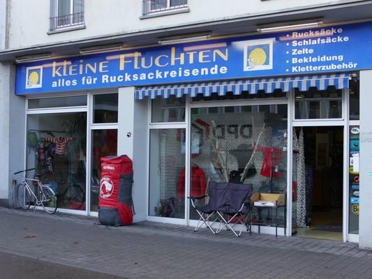 Kletterausrüstung Trier : Kleine fluchten outdoorfachgeschäft in darmstadt und trier