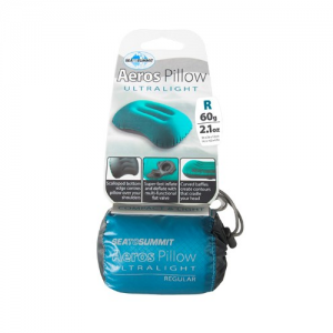 Aeros Ultralight Pillow Packmaß