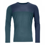 150 Cool Logo Long Sleeve Men Mid Aqua