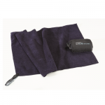 Microfiber Terry Towel Dolphin Grey