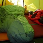 Outdoor-Schlafzimmer